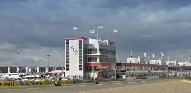Circuito Moscu Raceway