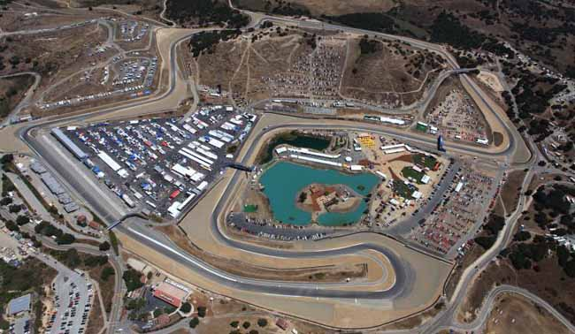 Circuito de Laguna Seca