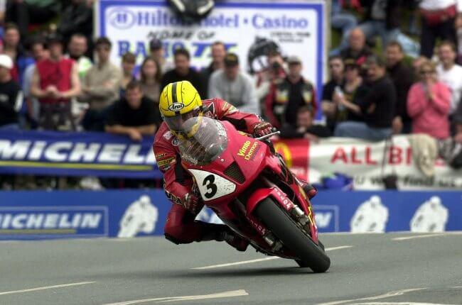 Joey Dunlop - La leyenda del motociclismo