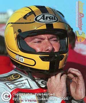 Joey Dunlop Noth West 200