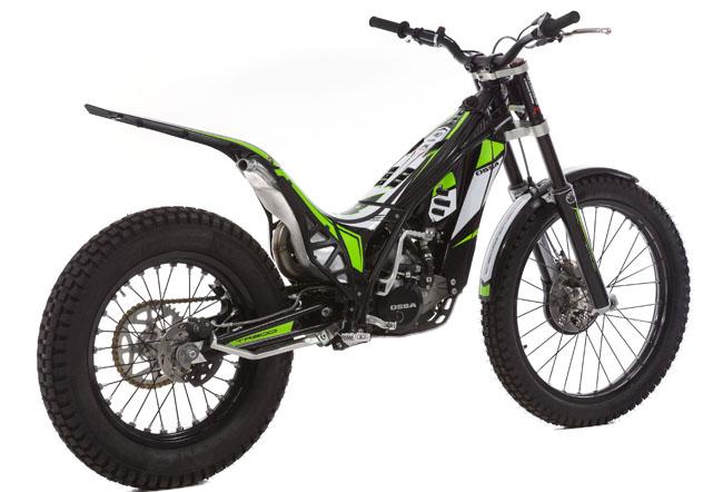 Motos 2014 - Gama OSSA Trial TRi 2014