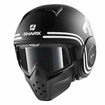 casco de moto SHARK Raw 72