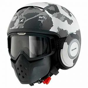 casco de moto SHARK Raw Kurtz