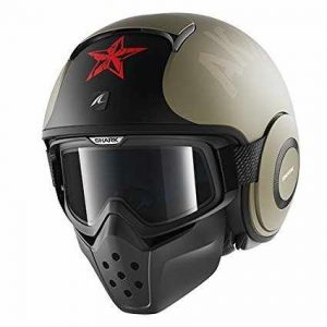 casco de motoSHARK Raw Soyouz