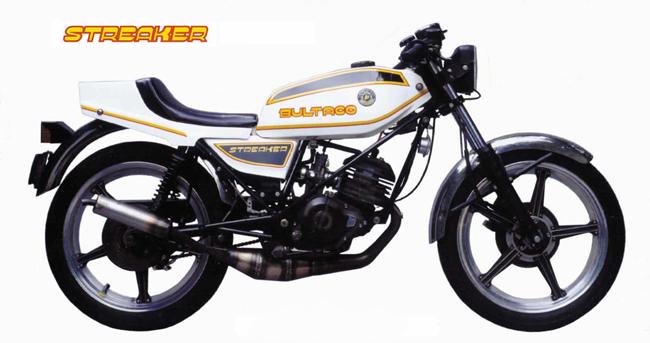 Motos Clasicas - Bultaco Streaker 125