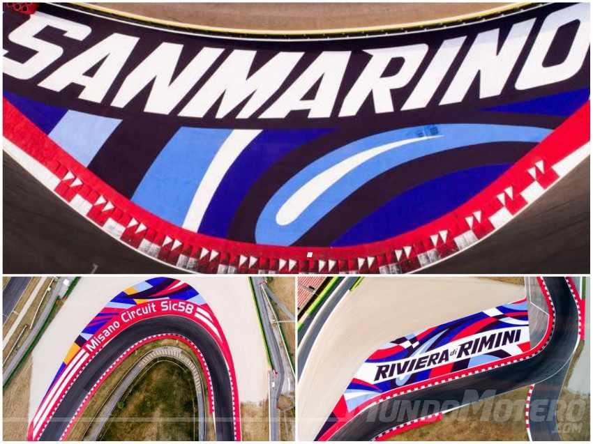 Circuito de Misano Marco Simoncelli - MotoGP
