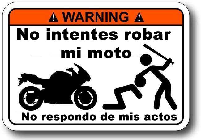 5 Consejos para evitar que te roben la moto