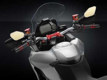 Accesorios para la Ducati Hypermotard