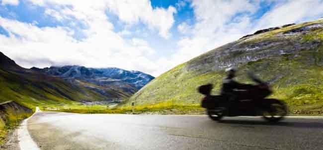 El Paso del Stelvio - El paraiso de las curvas