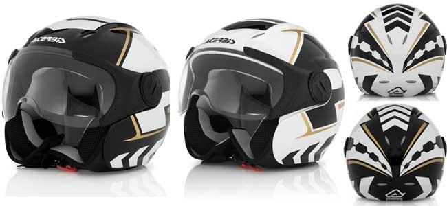 casco jet de Acerbis, X-Jet Top Gun
