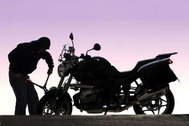 robos de motos