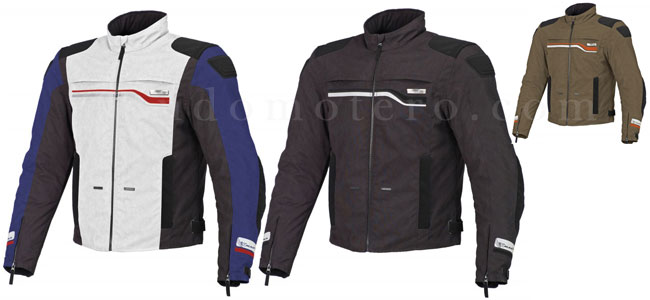 Chaqueta de moto para invierno y verano Macna Savage