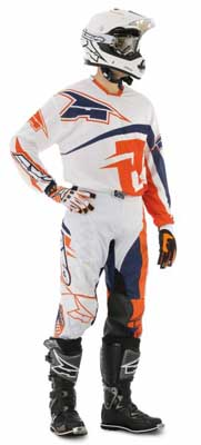 Conjunto de motocross AXO TC222 Tony Cairoli