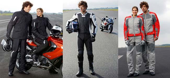trajes de moto BMW