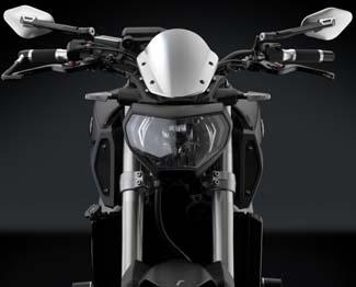 Accesorios Rizoma para la Yamaha MT-09