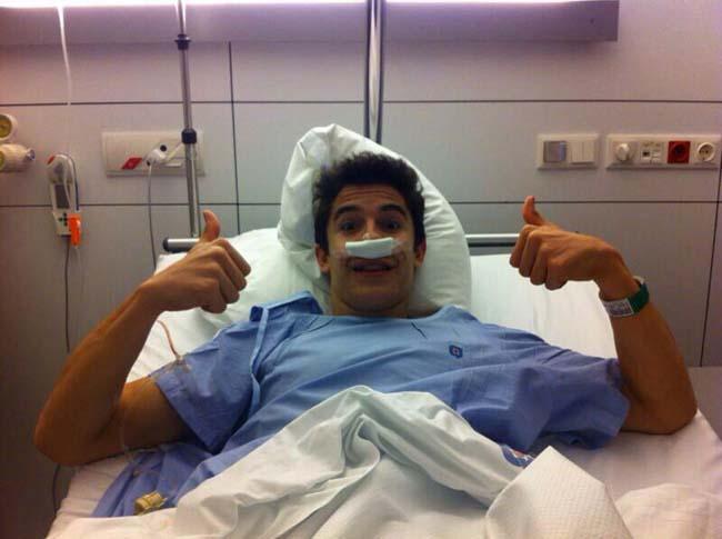 MotoGP - Marc Marquez operado del tabique nasal