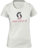 Scott Logo Glitter Camiseta