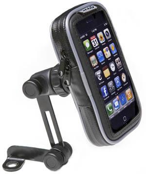 Soporte de moto para GPS y Smart Phone de SHAD