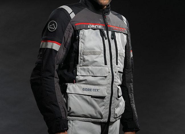 chaqueta de moto con gore tex Limfjord de DANE