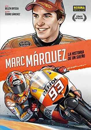 Libro de Marc Marquez