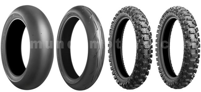 Bridgestone lanza cuatro nuevos neumáticos de moto para 2014
