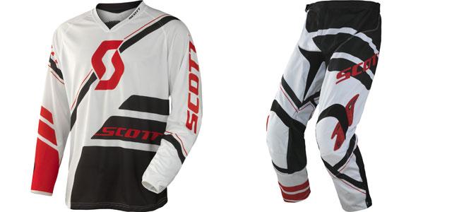 Conjunto de ropa de motocross 350 Armada de Scott