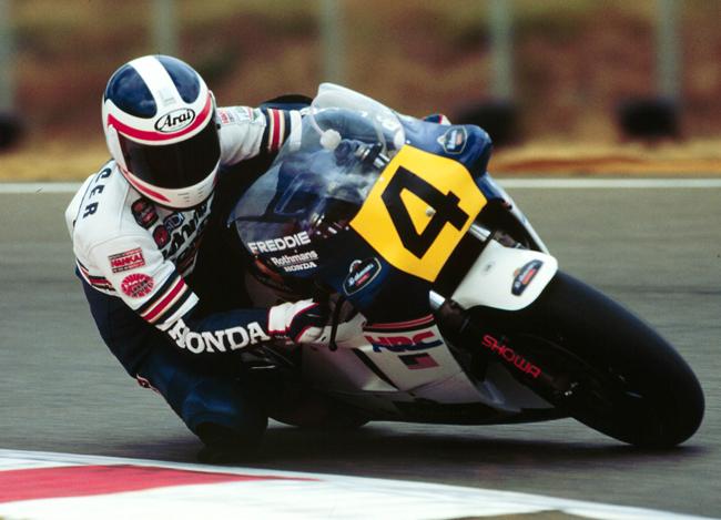 Freddie Spencer será la estrella del Classics & Legends del Circuit