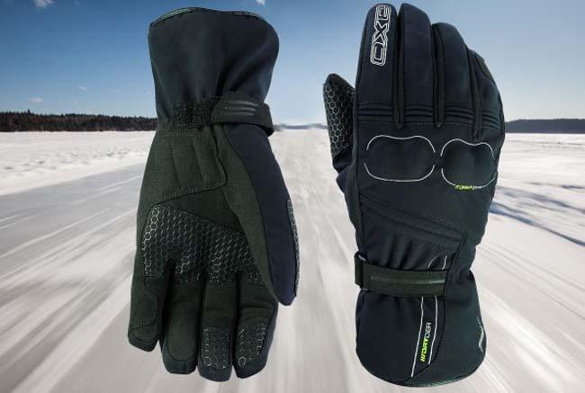 Guantes de moto para invierno North de AXO