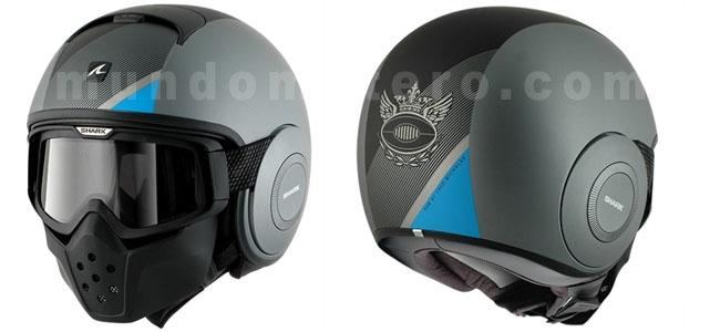 casco de moto SHARK Raw por Michalak