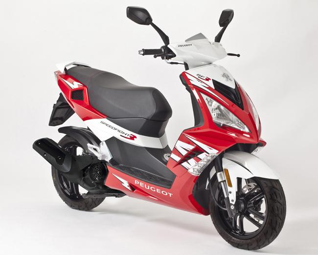 scooter Peugeot Speedfight3 125