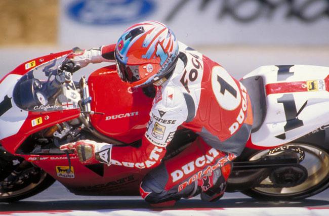 Historia del Campeonato del Mundo de Superbike SBK WSBK