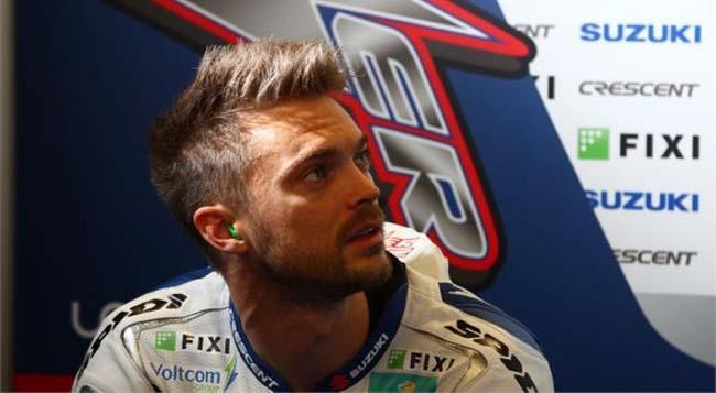 Leon Camier MotoGP 2014 Ioda