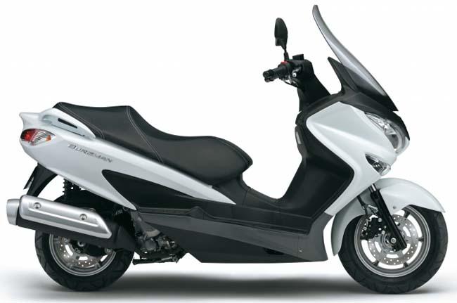 scooter Suzuki Burgman 125 ABS