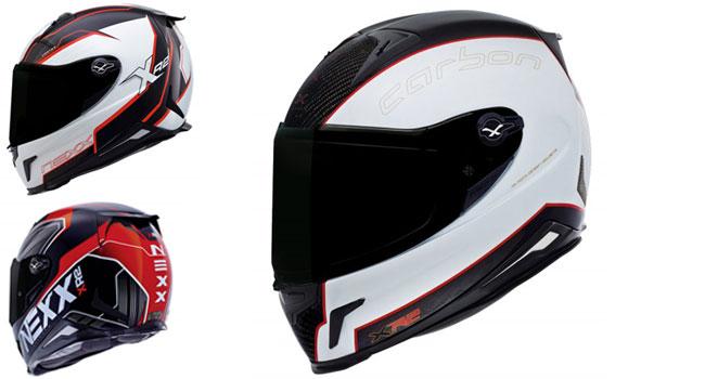 Casco de moto NEXX X.R2 para uso deportivo