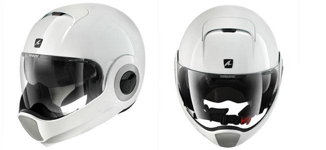 Nuevo casco de moto urbano Shark, Vantime
