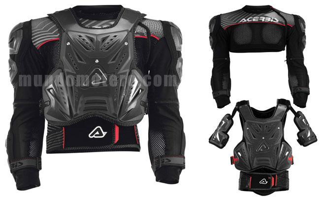 Peto de motocross Cosmo 20 Body Armour de Acerbis