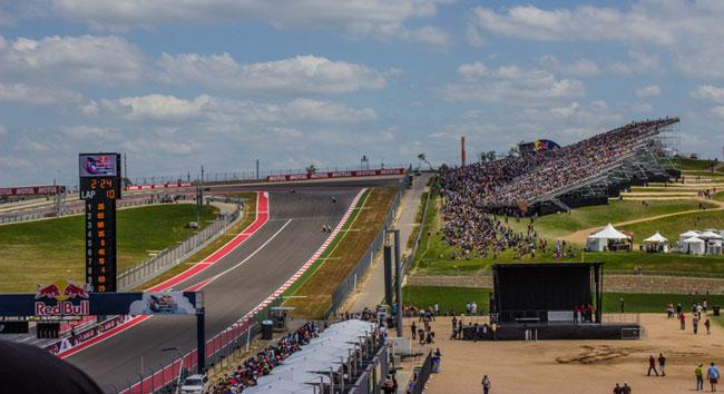 Así es el Circuito de Las Americas - Austin