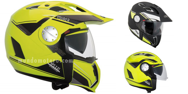 Nuevo casco modular X.01 Tourer de Givi