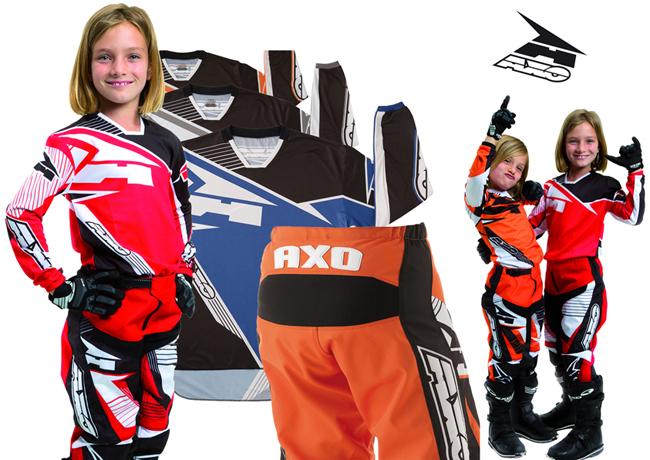 Traje de motocross para niños SR Junior de AXO