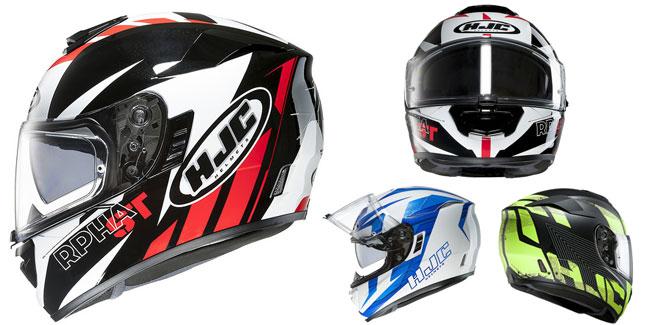 casco de moto HJC RPHA ST 2014