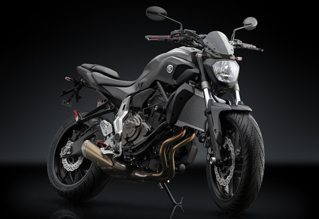 Accesorios Rizoma para la Yamaha MT-07