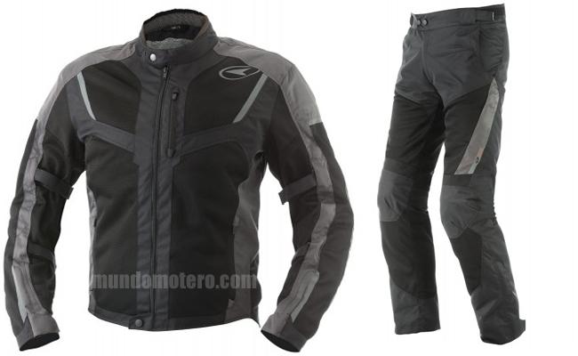 Conjunto de ropa para moto de verano