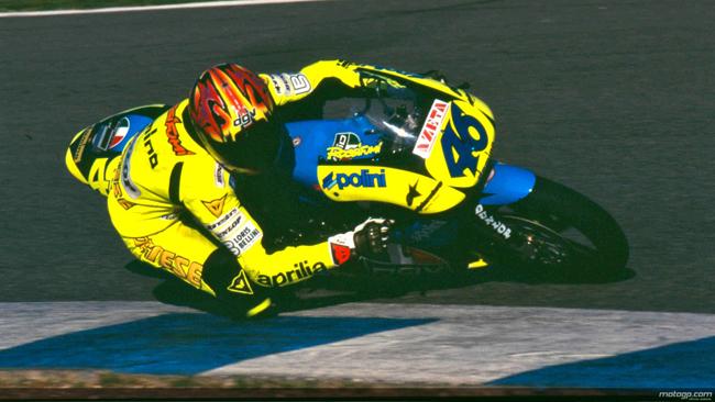Valentino Rossi 125 cc - 1.996 - 1.997