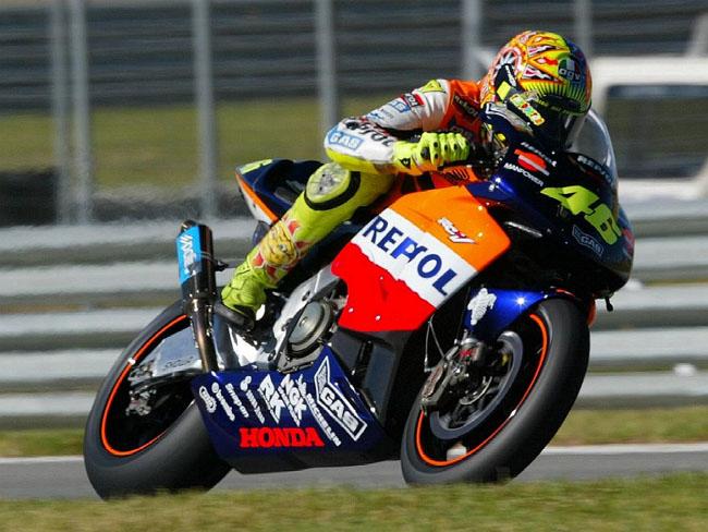 Valentino Rossi MotoGP 2.002 - 2.003