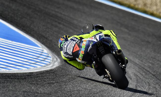 Valentino Rossi MotoGP 2014 Jerez