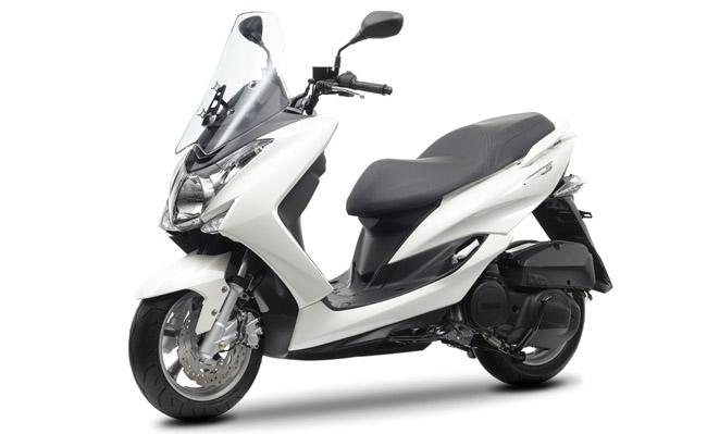 Yamaha Majesty S 2014