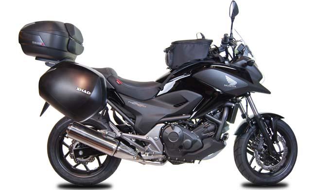 Accesorios de moto SHAD para la Honda NC750X