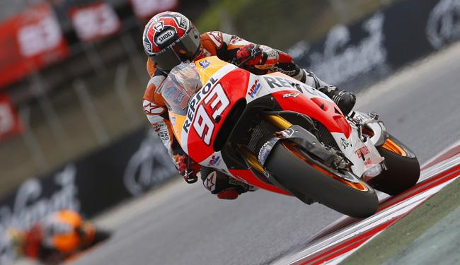 MotoGP Catalunya - Marc Marquez, 7 de 7, en una carrera épica