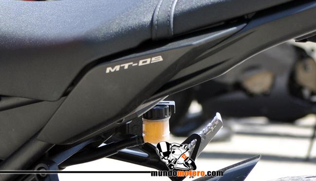 Prueba Yamaha MT-09