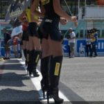 paddock girls SBK Misano 2014